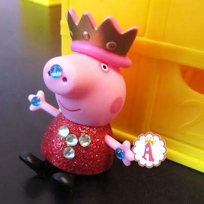 Фигурка свинки Пеппы