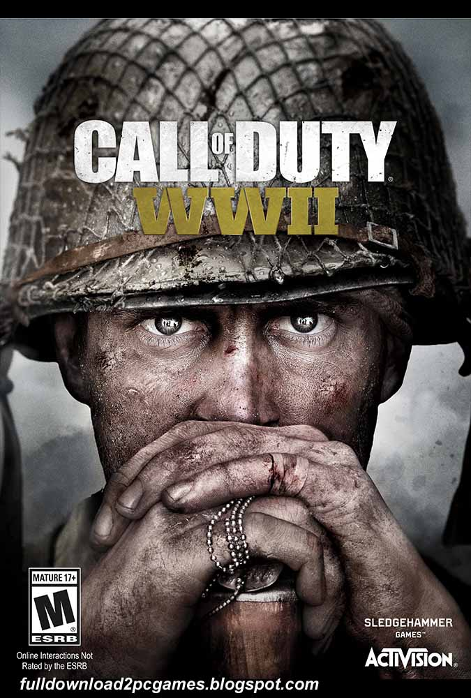 Call of Duty WWII Free Download PC Game