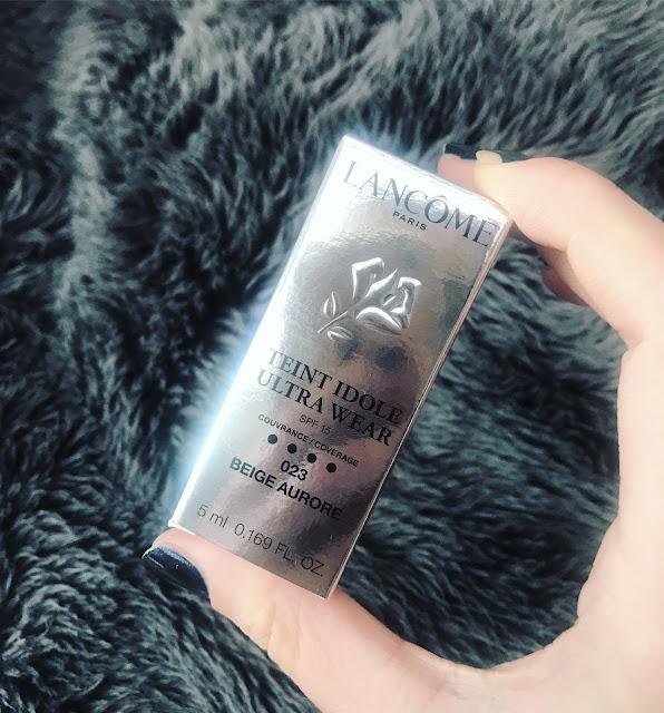 lancome, teint idole ultra wear foundation, dry skin foundations