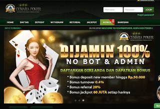 Tiga Situs Judi Poker Online Terbaik Dan Terpercaya Se indonesia