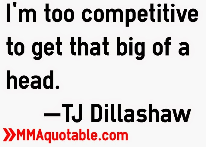 Motivational Quotes with Pictures (many MMA & UFC): T.J