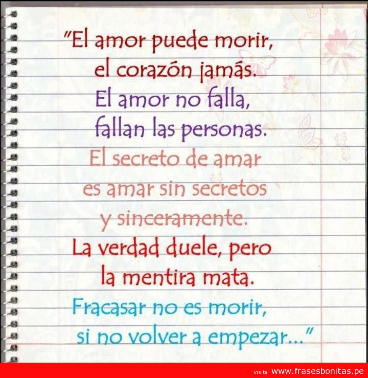 Pz C Frases Amor
