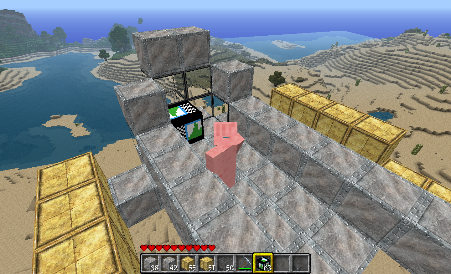 Minecraft Pig Fly Any Ship You Build