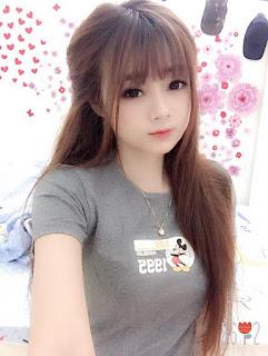 Gái xinh facebook Phạm Huyền Nhi (Zizi Love)