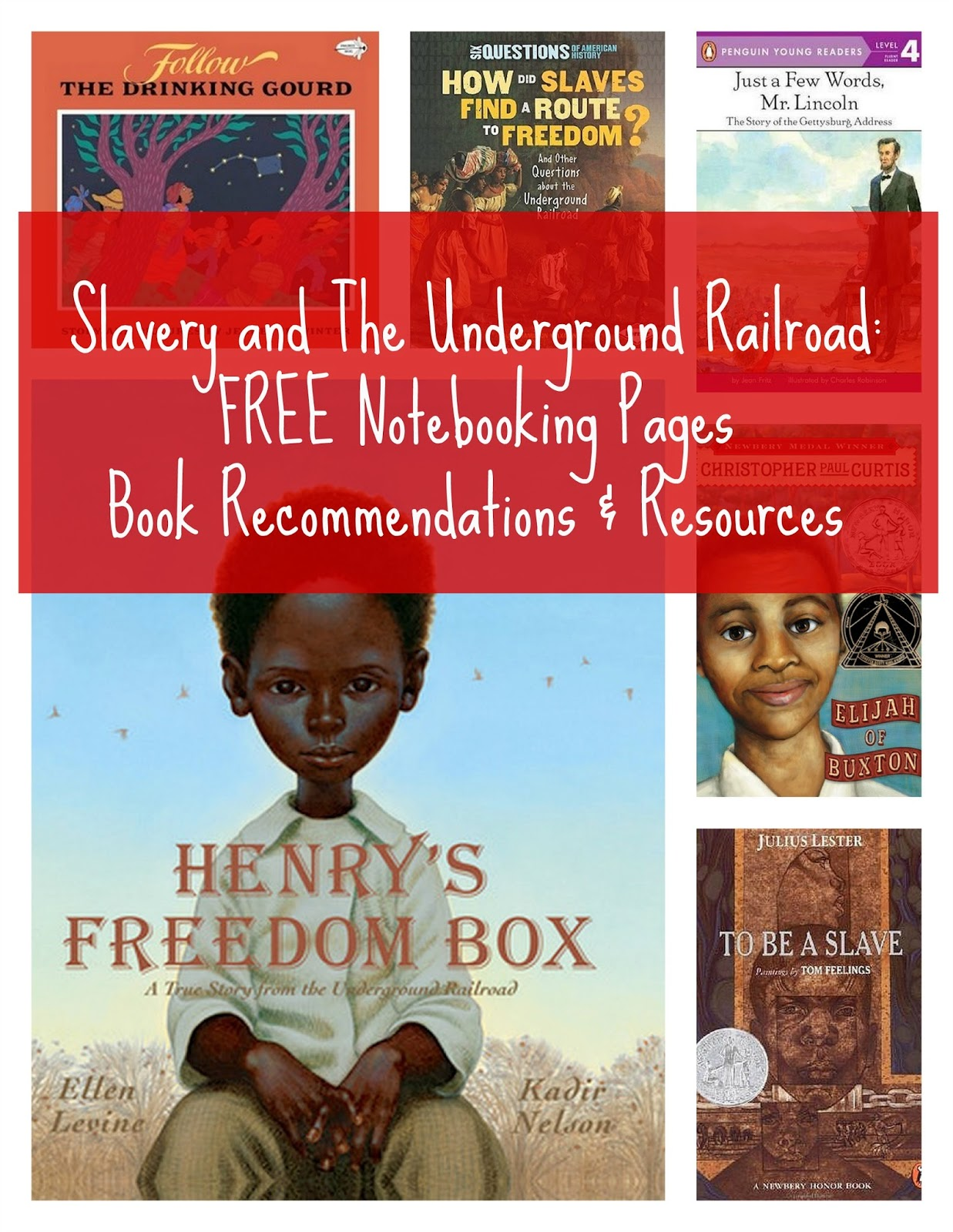 A Lively Hope Slavery And The Underground Railroad Unit