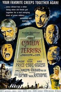 Watch The Comedy of Terrors Online Free in HD