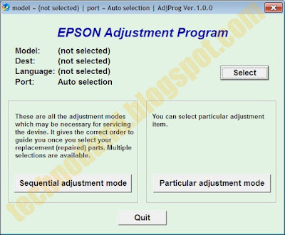 Cara Mengganti Mainboard Printer EPSON