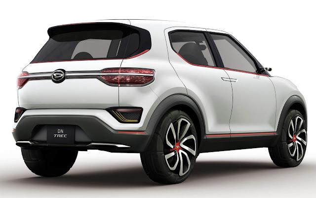 Novo SUV compacto Toyota do Brasil