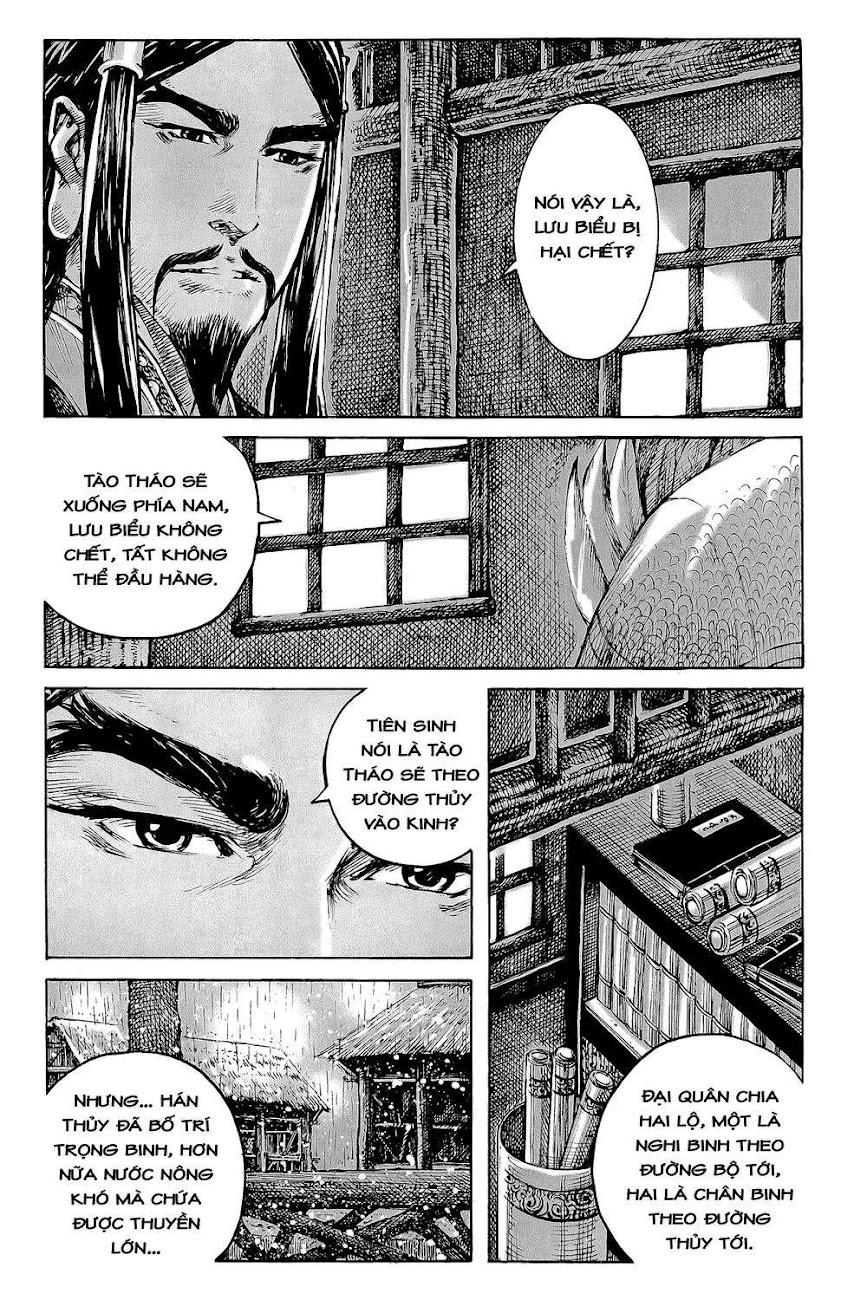 Hỏa phụng liêu nguyên Chương 380: Long cổ chấn thiên [Remake] trang 6