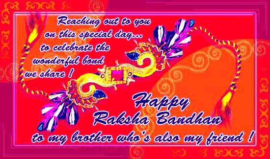 Happy Rakshabandhan Sayings Wishes