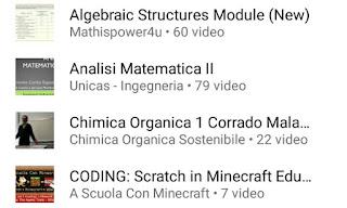 Coding lezione