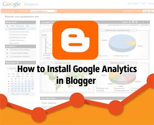 Menambahkan Blog Baru ke Google Analytics