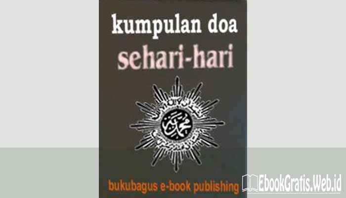 Ebook Kumpulan Doa Sehari-hari