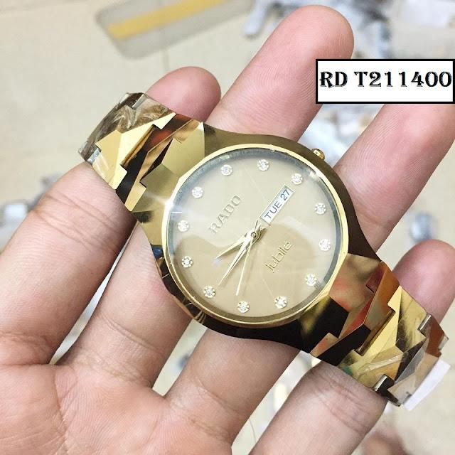 Đồng hồ Rado dây đá ceramic RD T211400