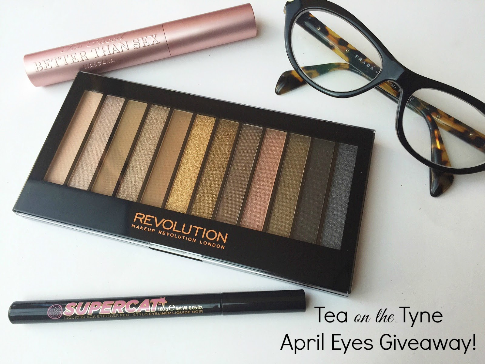 April Eyes giveaway
