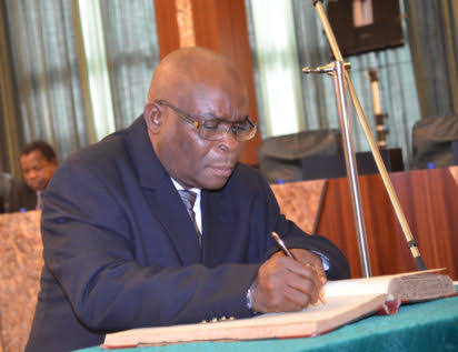 Profile of Justice Walter Onnoghen, Chief Justice of Nigeria