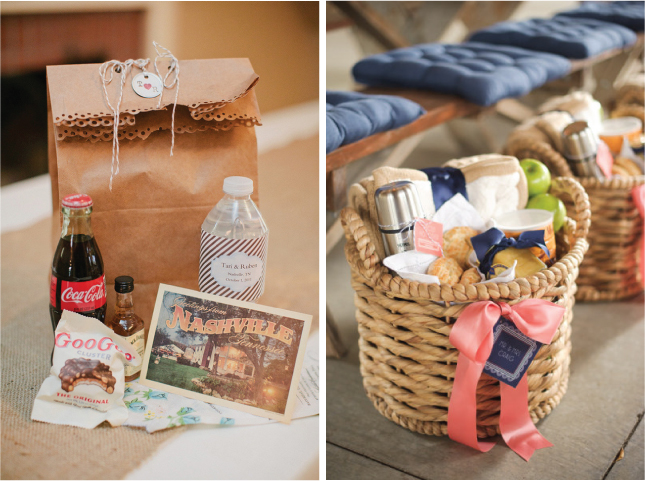 What To Put In Wedding Gift Bags: 15 Ways To Welcome Your Wedding Guest