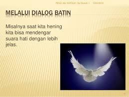 DIALOG BATIN