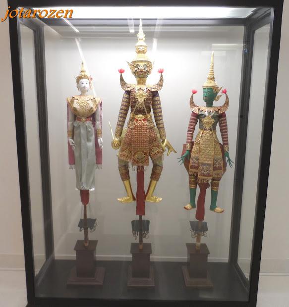 Traditional Thai Dancers Art