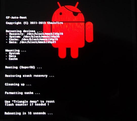 16 Manfaat Root dan Fungsi Root HP Android