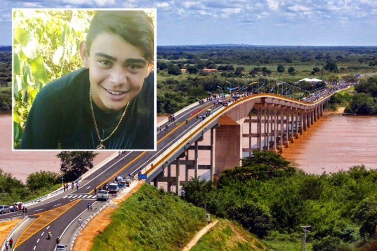 Jovem natural de Caetité desaparece nas águas do Rio São Francisco após ser arrastado por correnteza