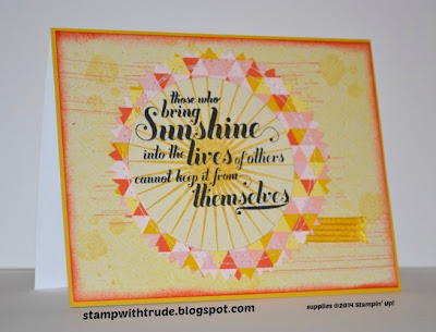 stampwithtrude.blogspot.com Gorgeous Grunge Stampin' Up! greeting card