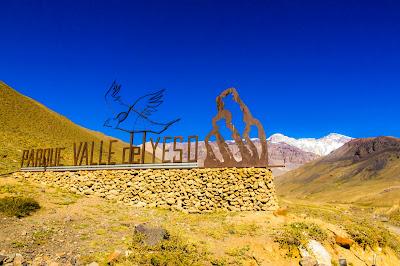 Parque Valle del Yeso