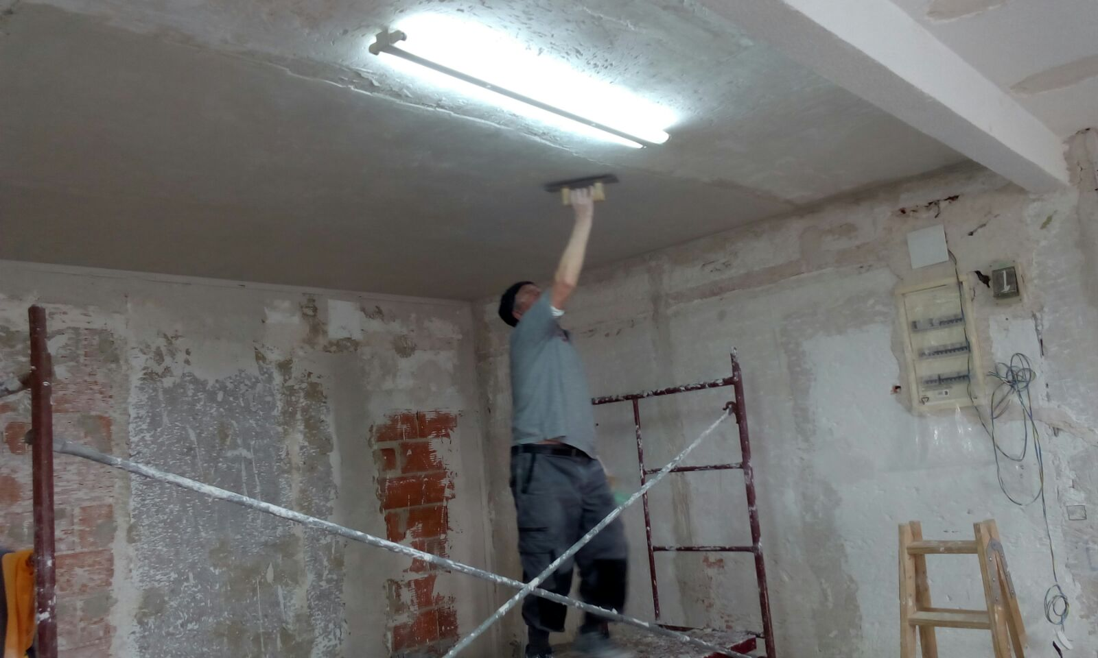 Taller De Empleo Benidorm Iv Revestimientos