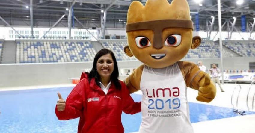 MINEDU: Ministra de Educación invita a la ciudadanía a apoyar el deporte y los Juegos Panamericanos Lima 2019 - www.minedu.gob.pe