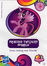 My Little Pony Wave 10 Twilight Sparkle Blind Bag Card
