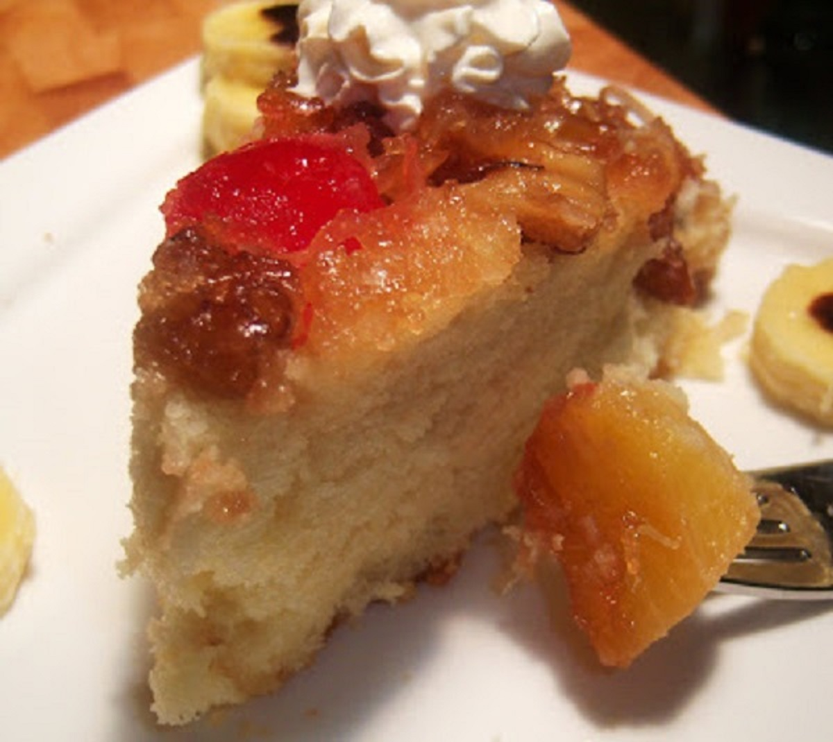 Pineapple Upside Down Cake Sheet Pan