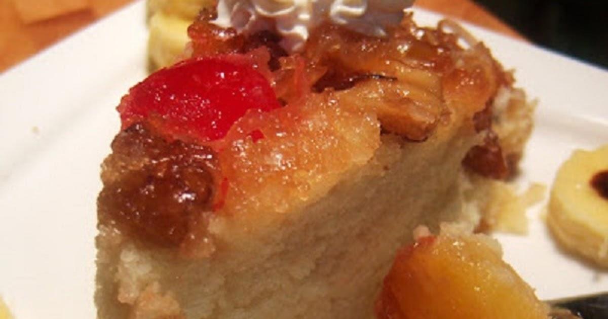 Italian Amaretto Cream Cake Recipe