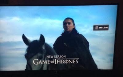 Game of Thrones Season 7 Episode 1 Teaser- Arya Stark