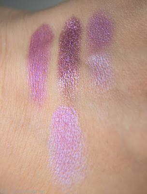 Nabla Cosmetics - Mermaid Collection - Cattleya, Calypso, Lilac Wonder, Stregatto