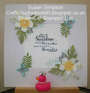 Stampin' Up! Susan Simpson Independent Stampin' Up! Demonstrator, Craftyduckydoodah!, Botanical Blooms, Botanical Builder Framelits Dies, Supplies available,