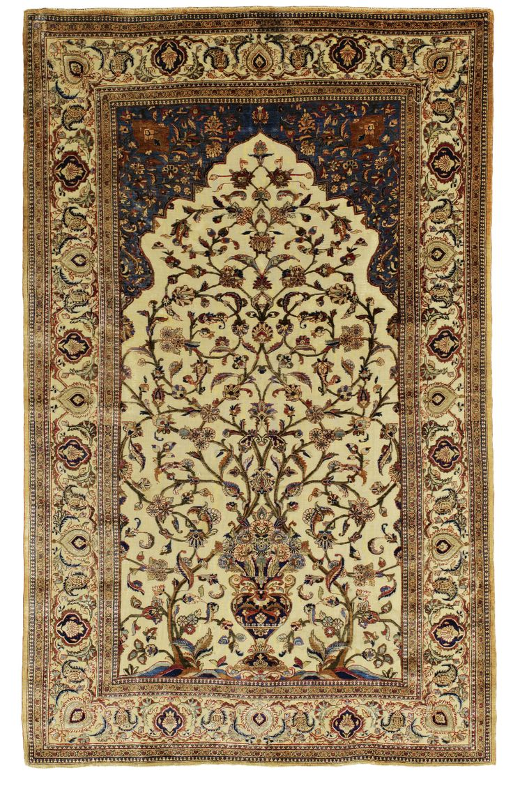 Uppersia Iran Travel Blog Stunning Rugs Of Kashan