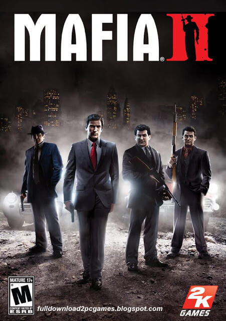 This Game Play Single Player Modes Only Mafia two Free Download PC Game