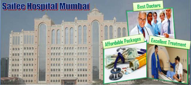 Saifee Hospital Mumbai India