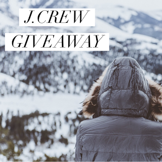 Enter the J.Crew $150 Gift Card Giveaway. Ends 1/12