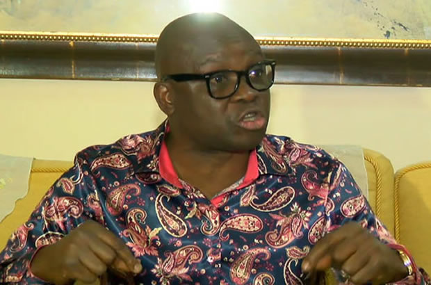 Mr Ayodele Fayose