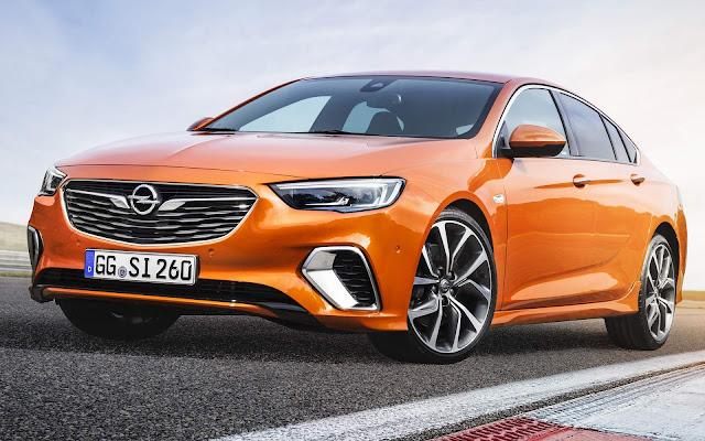 Opel Insígnia GSI