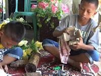 Luar Biasa!! Anak SD ini Mampu Kantong Jutaan Rupiah Mengalahkan PNS
