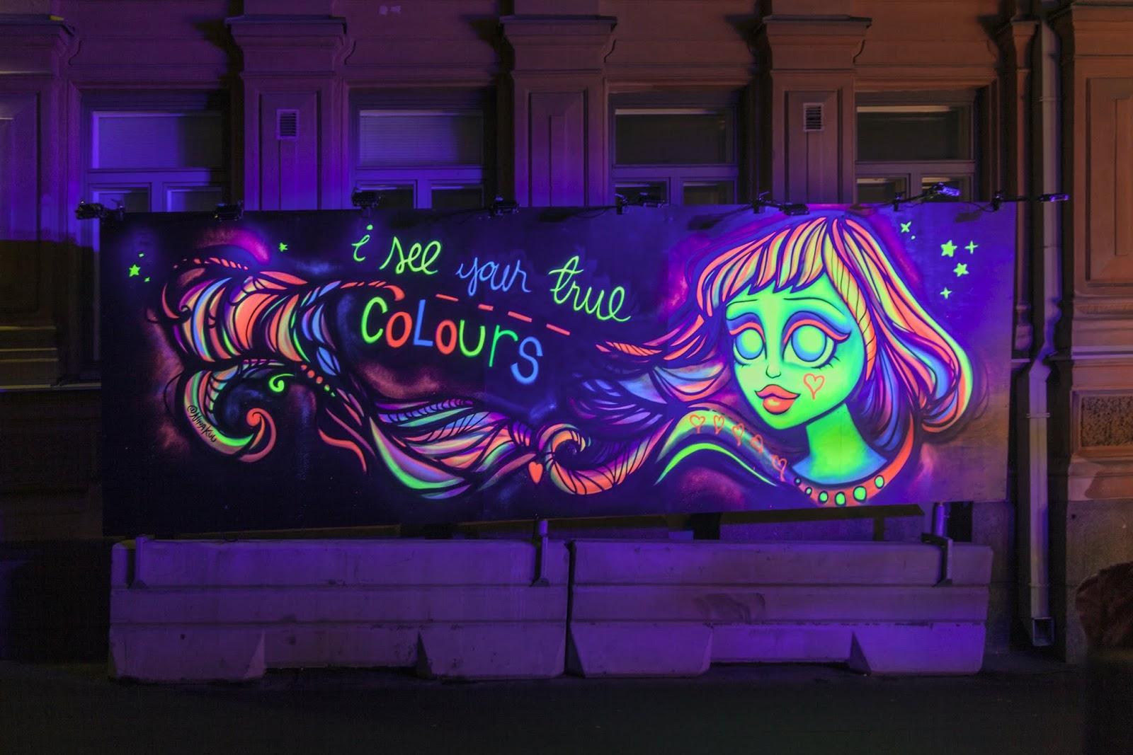 Kameravene.fi Logbook: Lux Helsinki 2018 - Ultraviolet Gallery