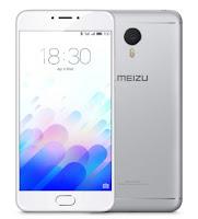 Meizu M3S 4G LTE layar 5 inci harga 1 jutaan