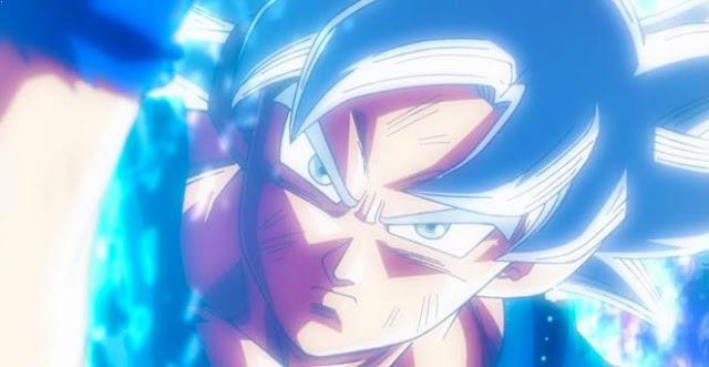 Konsep dan Teori Kekuatan Perfect Ultra Instinct Goku