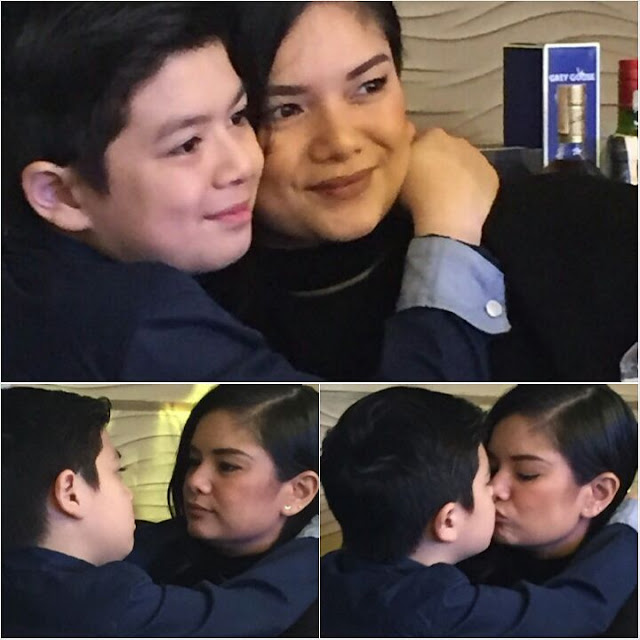 Willie Revillame's Daughter Meryll Soriano and Her Son Elijah Did This Sweet Thing Together!