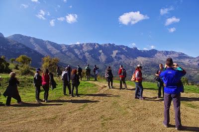 Εξόρμηση από τη Φυσιολατρική Ορειβατική Ομάδα Αργολίδας στην Κρύα Βρύση