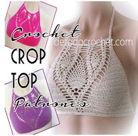 Top crochet tutorial