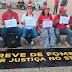 Pela soltura de Lula manifestantes fazem greve de fome no STF