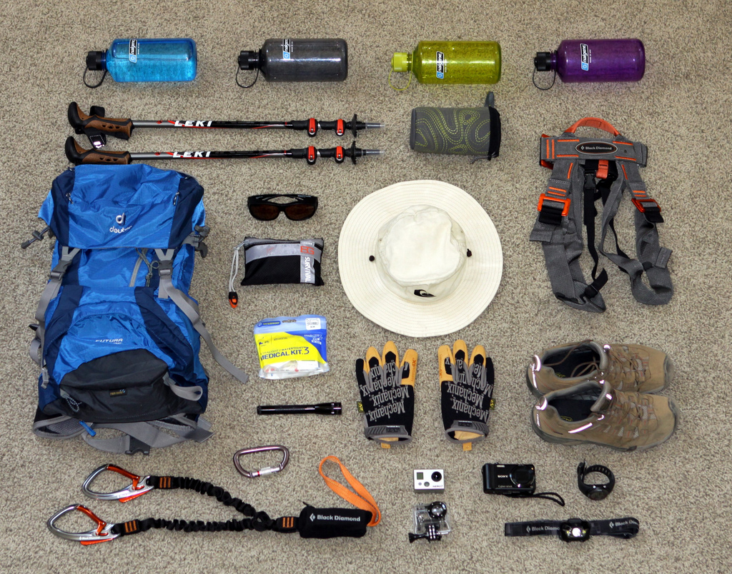 Hiking Gear - The ABCs About The Perfect Hiking Gear ...